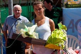 Ulrikke Eikeri ha vinto il torneo di Bagnatica - Foto GDVPixel