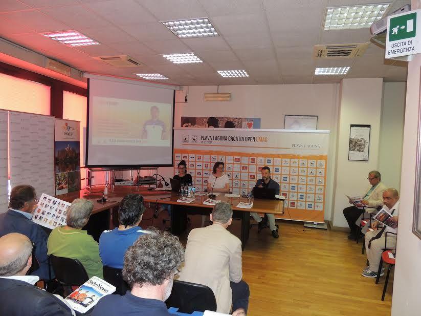 Sono stati resi noti il tabellone e gli eventi collaterali: Fognini, Monfils e Ćorić, il biglietto da visita per l'edizione 2017