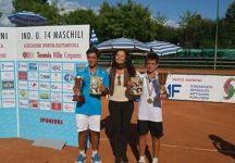 Campionati italiani Under 14 maschili – Memorial Federico Luzzi: Il torneo decreta i primi vincitori
