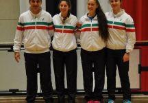 Winter Cup: vittoria delle ragazze under 16. ITF Junior – doppietta per Francesco Forti, che vince in singolo e in doppio con Mattia Frinzi. Vittoria anche per Guido Marson