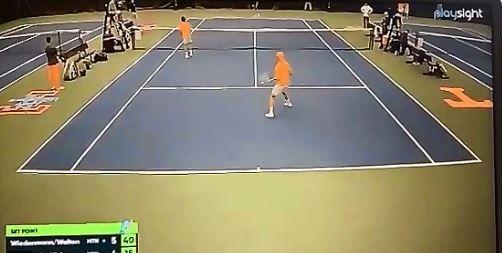 Video del Giorno: Che colpo!