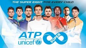 Unicef e ATP insieme per le ATP Finals