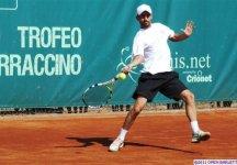 Challenger Rijeka: Paolo Lorenzi elimina Blaz Kavcic, n.1 del seeding. Simone Vagnozzi annulla due match point e batte Andres Molteni al tiebreak del terzo set approdando cosi' in semifinale