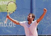 Challenger Ostrava: Simone Vagnozzi batte Matteo Marrai nel derby ed è in semifinale. Eliminato Enrico Burzi