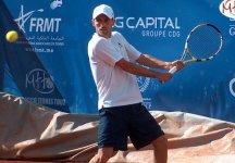 Challenger Rijeka: Si ferma in semifinale Simone Vagnozzi
