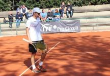 ATP Nizza: Qualificazioni. Male tutti gli azzurri. Vagnozzi out al secondo turno. Caruso e Trusendi al primo