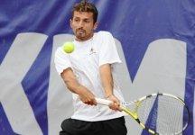 Challenger Marburg: Simone Vagnozzi eliminato all'esordio