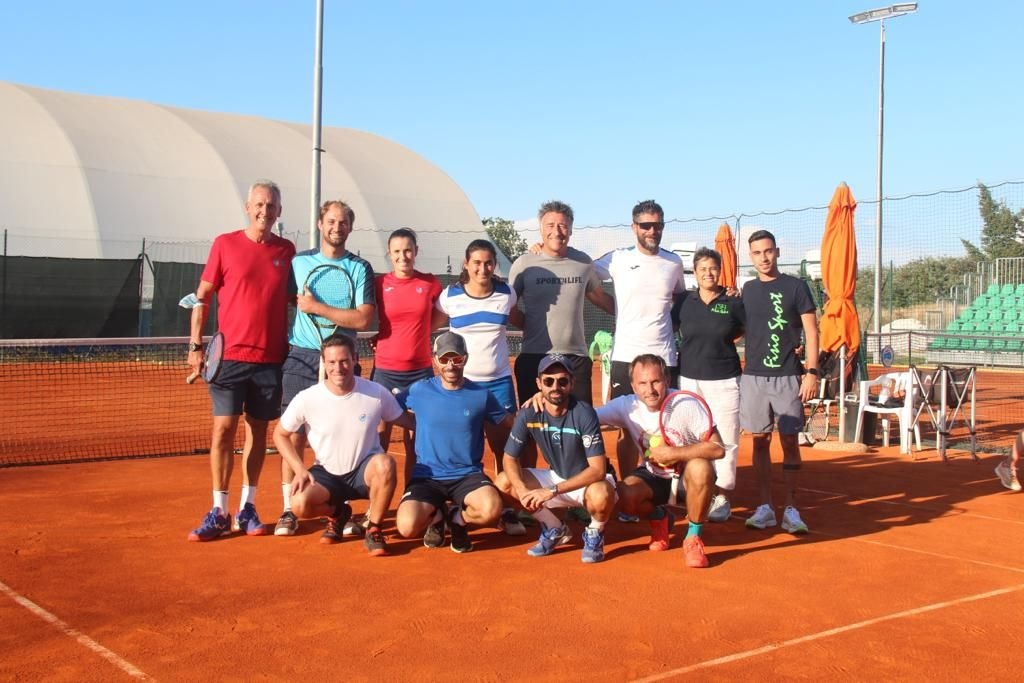 All'Oltrepò Tennis Academy: stage intensivo con Simone Vagnozzi e Giancarlo Di Meo il 30 e 31 ottobre 2021