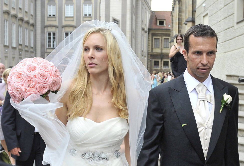 Nicole Vaidisova e Radek Stepanek aspettano un bambino