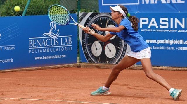 Emma Valletta nella foto