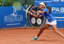 ITF Junior: in Albania vittorie per Emma Valletta in singolare e per Ciavarella-Minighini in doppio