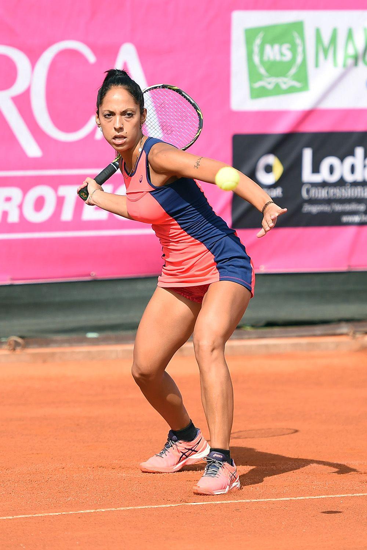 Lisa Vallone, 24 anni da Chieti, ha superato le qualificazioni battendo a sorpresa Alice Balducci - foto San Marco