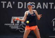 Torneo di Santa Croce sull'Arno: Domani (dalle ore 14, ingresso libero) le finali del singolare maschile e femminile. In doppio trionfo azzurro Iannaccone/Ramazzotti