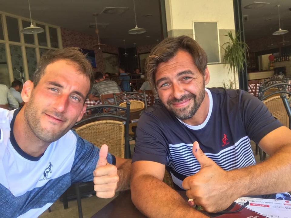 Stefano Baraldo nuovo coach di Luca Vanni