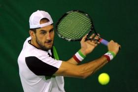 Luca Vanni classe 1985,  n.172 ATP