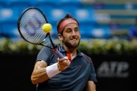 Luca Vanni classe 1985,  n.141 ATP