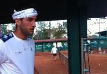 """Luca Vanni dichiara: """"Ieri alla fine dell'allenamento ho avuto un risentimento alla schiena e dopo poche ore sono rimasto bloccato"""""""