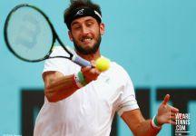 Challenger Prostejov: Luca Vanni eliminato al primo turno