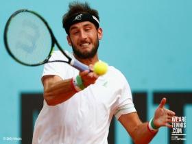 Luca Vanni classe 1985,  n.104 ATP