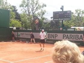 Luca Vanni classe 1985,  n.103 ATP - Foto Stefano Berlincioni