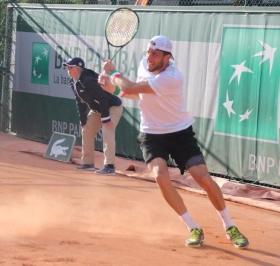 Luca Vanni classe 1985,  n.102 ATP