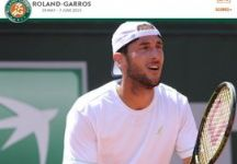 Challenger Kaohsiung: Luca Vanni eliminato al secondo turno (Video)