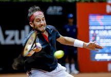 Challenger Rennes: Eliminati Luca Vanni e Andrea Arnaboldi all'esordio (video)