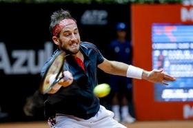 Luca Vanni classe 1985,  n.105 ATP