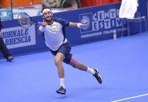 Challenger Brescia: Risultati Live Semifinali. Luca Vanni sconfitto in semifinale