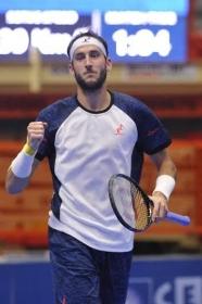 Luca Vanni classe 1985,  n.110 ATP