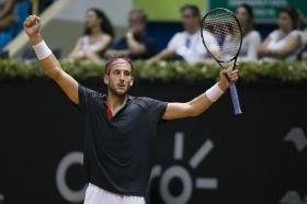 Luca Vanni classe 1985,  n.140 ATP