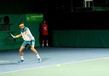 Challenger Shanghai: Inattesa sconfitta di Luca Vanni