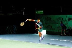 Luca Vanni classe 1985 n.170 ATP
