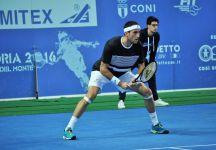 Challenger Andria: Luca Vanni conquista il secondo challenger consecutivo. Battuto Berrettini in tre set (Video)