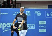 Ranking ATP Live: Luca Vanni al n.157 ATP