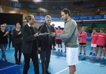 Da Andria: Luca Vanni ed il successo su Matteo Berrettini davanti a 2.500 spettatori
