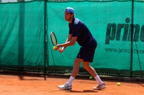 Luca Vanni classe 1985, n.477 ATP - (foto Panunzio)