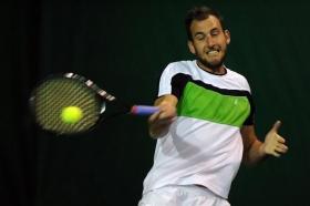 Luca Vanni classe 1985, al momento al n.187 ATP - (foto Panunzio)