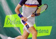 Da Ortisei: Jannik Sinner e Luca Vanni in semifinale (con il programma di domani)