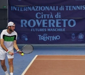 Luca Vanni classe 1985, n.714 ATP - (foto Panunzio).