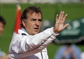 Tito Vasquez non è più il Capitano di Davis Cup dell'Argentina