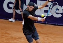 Challenger Poznan: Andrea Vavassori in semifinale. Ora la sfida con Tommy Robredo. Fuori Giannessi e Mager (VIDEO)