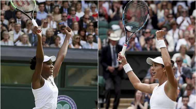 Wimbledon Day11: sarà Venus Williams contro Garbine Muguruza