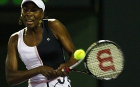 Venus Williams classe 1980, ex n.1 del mondo