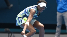 Venus Williams classe 1980, n.10 del mondo