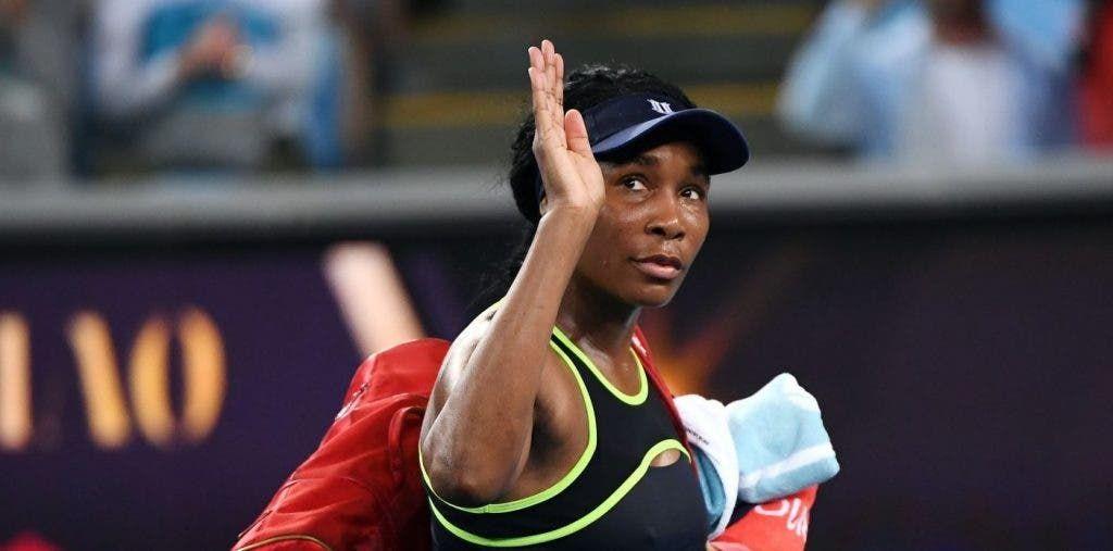 Venus Williams nella foto
