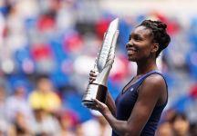 Il torneo di Wuhan si congratula con Serena Williams per la vittoria di oggi