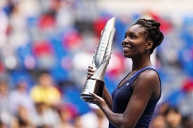 Venus Williams classe 1980, n.14 del mondo da domani