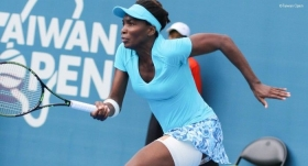 Venus Williams nella foto