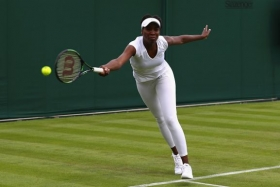 Nella foto Venus Williams